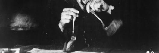 Faustkeile, Familiensilber und Fingerfood