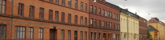 Schweden, Sommer 2012 / Stadt