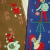 Adventkalender - schwedische Handarbeit