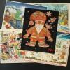 Adventskalender - div. IllustratorInnen f. ICA (S, 1970-90er)