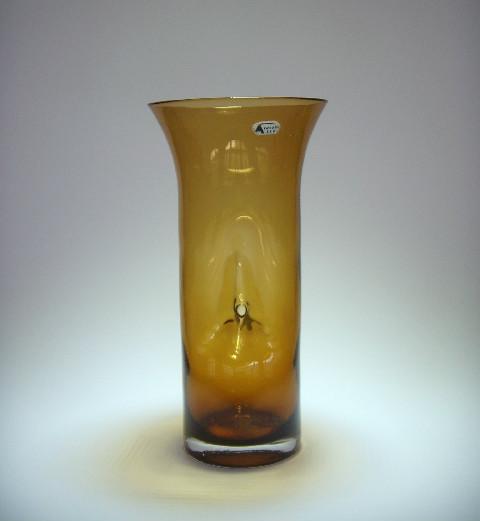 brown Aseda vase