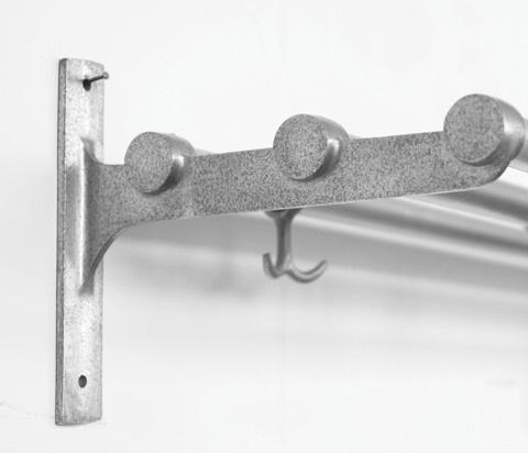 hatthylla aluminium Gunnar Bolin_konsol